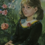 childrens portrait