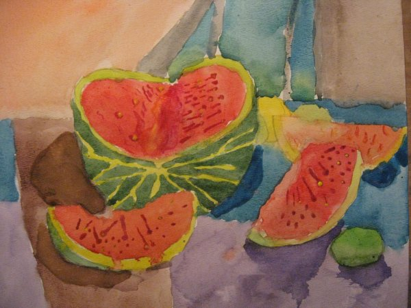 Watercolor,